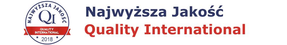 Najwyższa Jakość Quality International